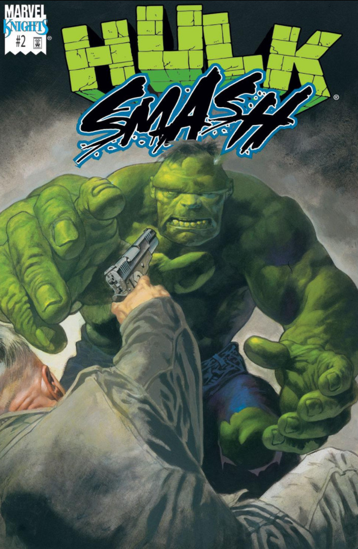 Hulk Smash Vol 1 2