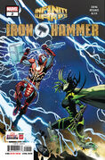 Infinity Wars Iron Hammer Vol 1 2
