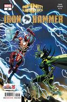 Infinity Wars Iron Hammer Vol 1 2