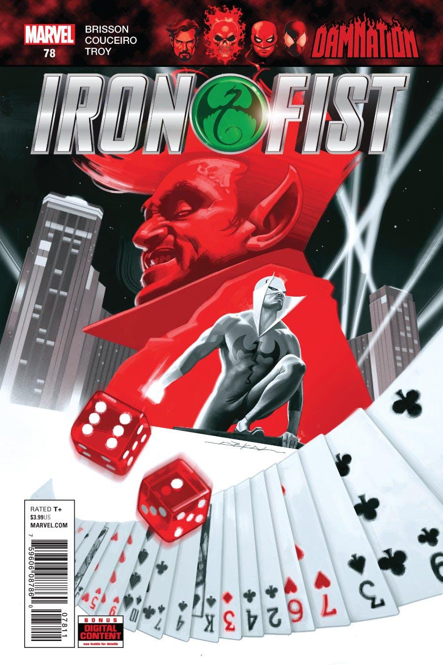 Iron Fist Vol 1 78