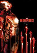 Iron Man 3 (film) IMAX Poster