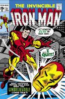 Iron Man Vol 1 21