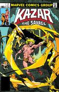 Ka-Zar the Savage Vol 1 2