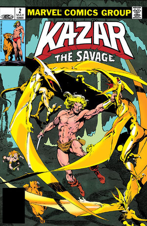 Ka-Zar the Savage Vol 1 2.jpg