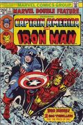 Marvel Double Feature Vol 1 1