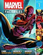Marvel Fact Files Vol 1 1