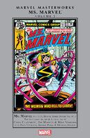 Marvel Masterworks Ms. Marvel Vol 1 2