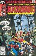 Micronauts Vol 1 18
