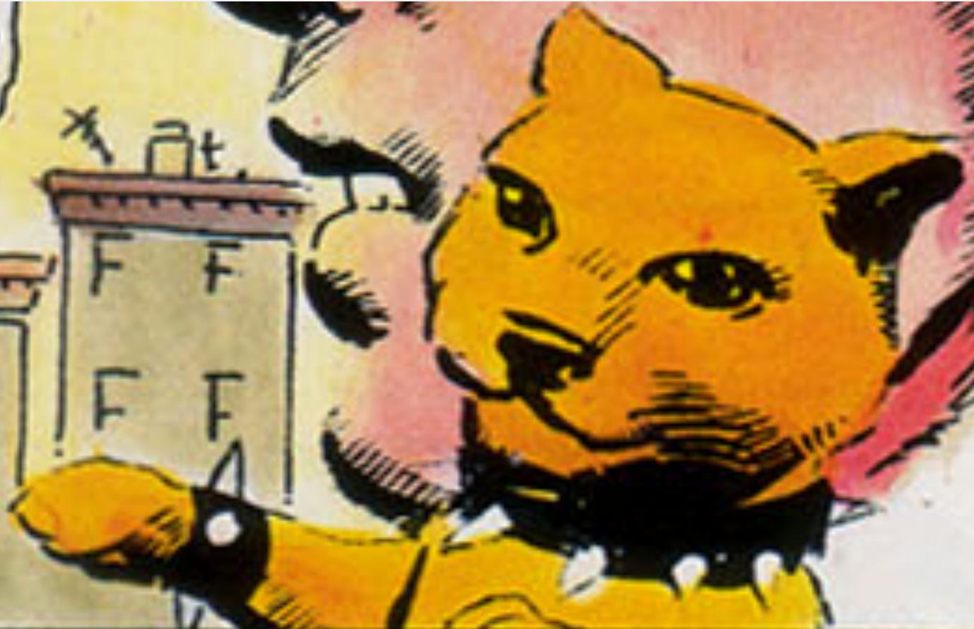 Nine-Tails (Earth-616)