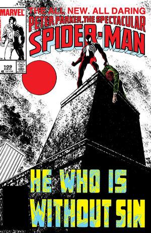 Peter Parker, The Spectacular Spider-Man Vol 1 109.jpg