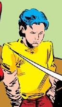 Robert Saunders (Earth-616)