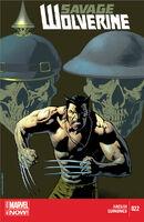 Savage Wolverine Vol 1 22
