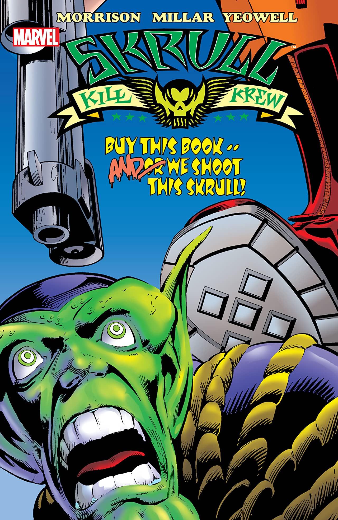 Skrull Kill Krew TPB Vol 1 1