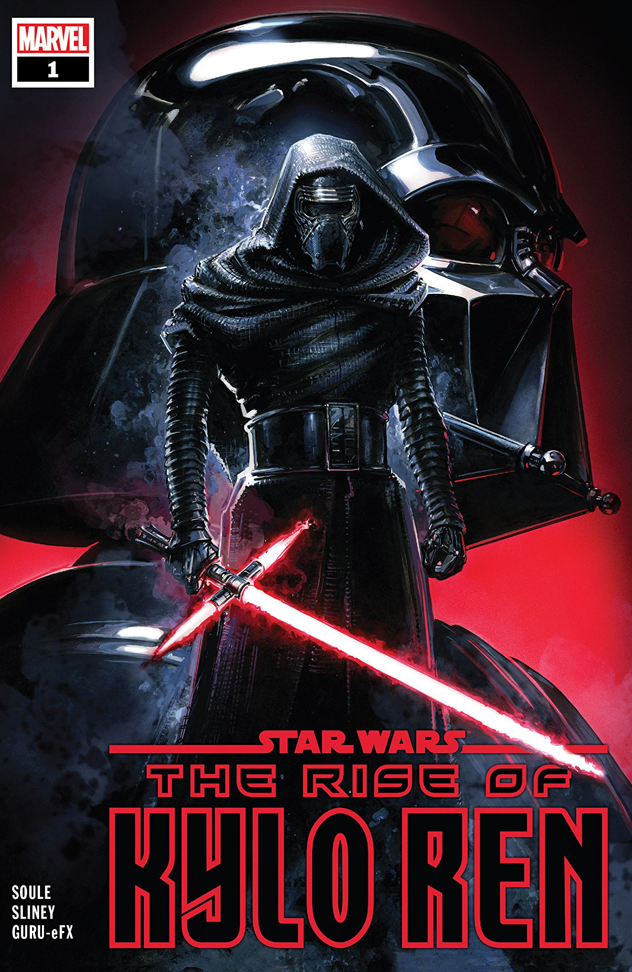 Star Wars: The Rise of Kylo Ren Vol 1 1