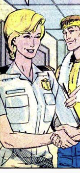 Susan Montgomery (Earth-616)