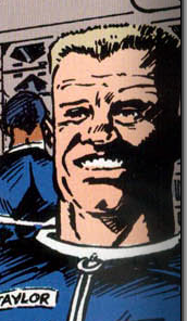 Taylor (Helicarrier) (Earth-616) from Captain America Nick Fury Blood Truce Vol 1 1 001.png