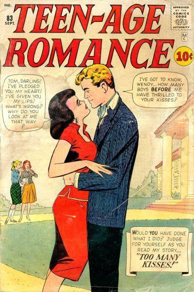 Teen-Age Romance Vol 1 83