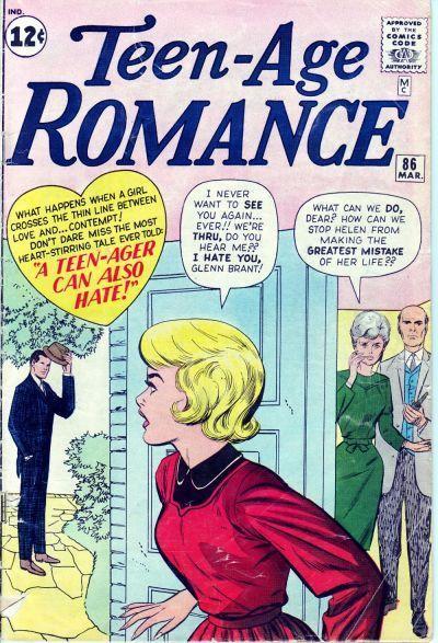 Teen-Age Romance Vol 1 86