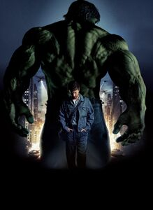 The Incredible Hulk (film) Poster 001 textless
