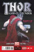 Thor God of Thunder Vol 1 7