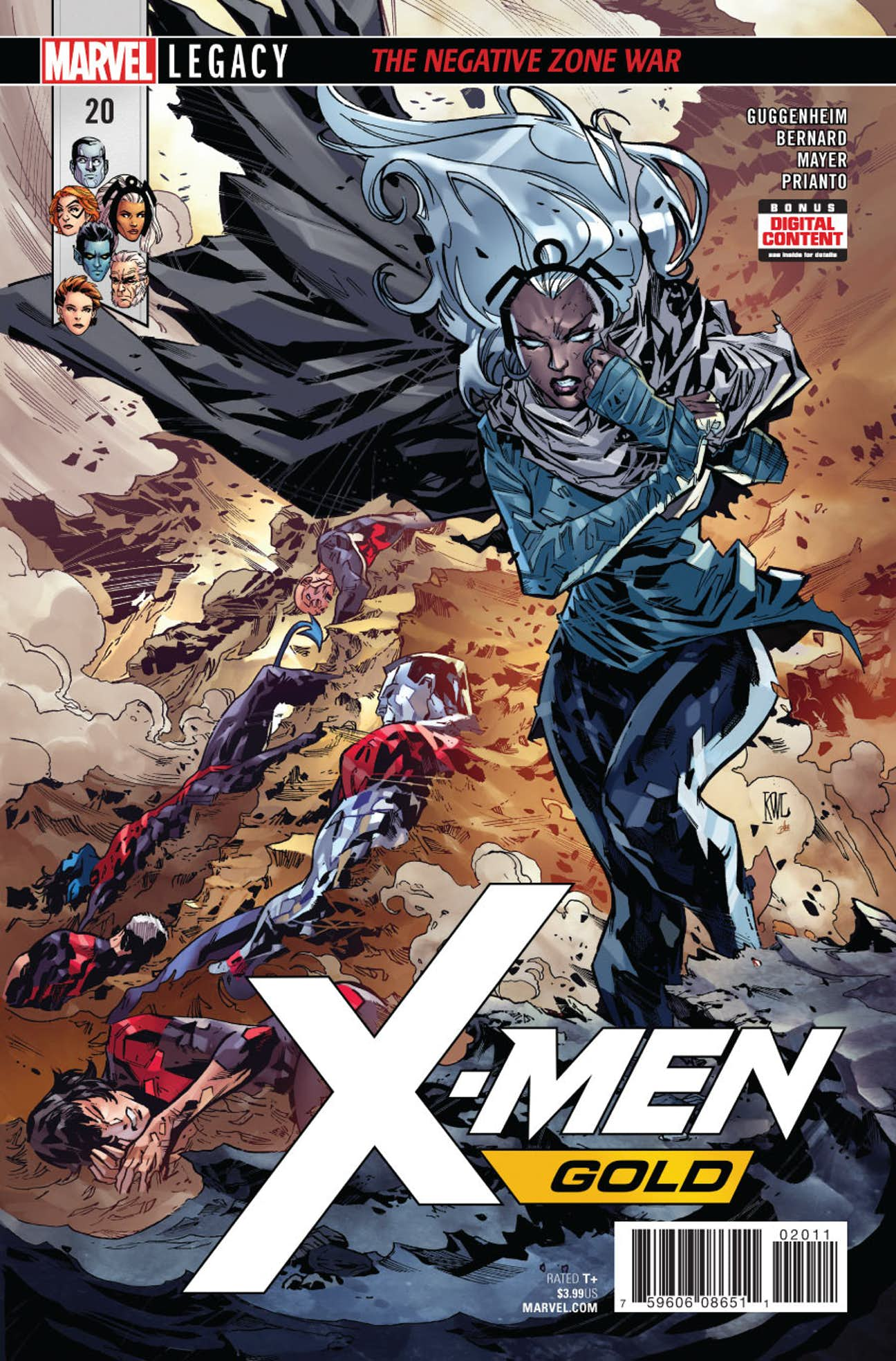 X-Men: Gold Vol 2 20