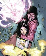Zelma Stanton (Earth-616) and Emily Bright (Earth-616) from Strange Academy Vol 1 1 001