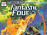Annihilation - Scourge: Fantastic Four Vol 1 1