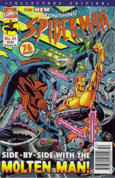 Astonishing Spider-Man Vol 1 41