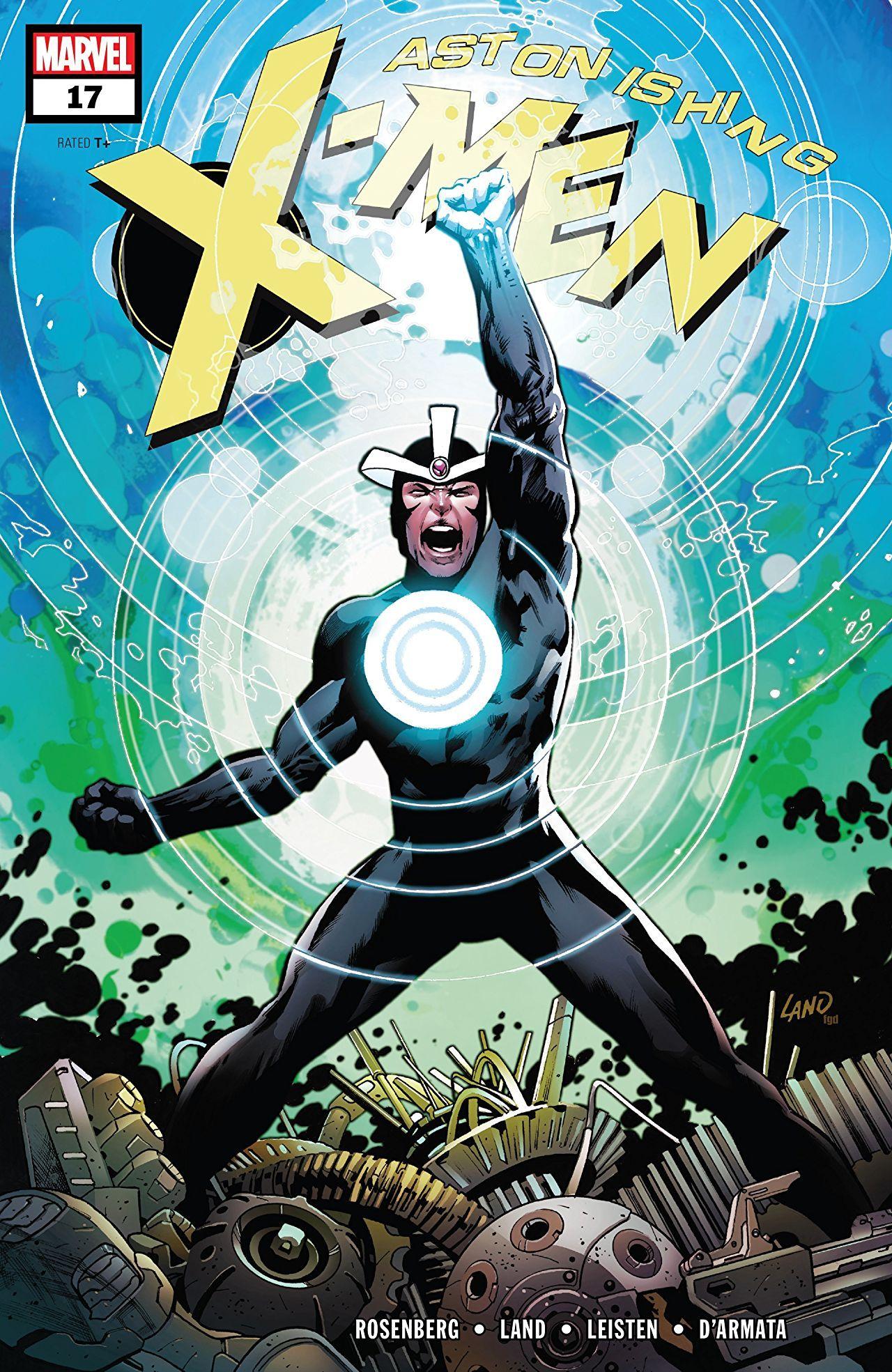 Astonishing X-Men Vol 4 17