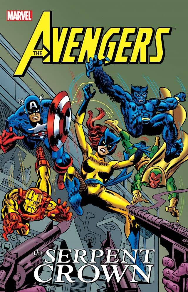 Avengers: The Serpent Crown TPB Vol 1 1