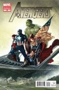 Avengers Vol 4 25 variant