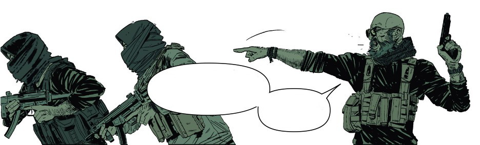 Black Dawn Fighters (Earth-616)