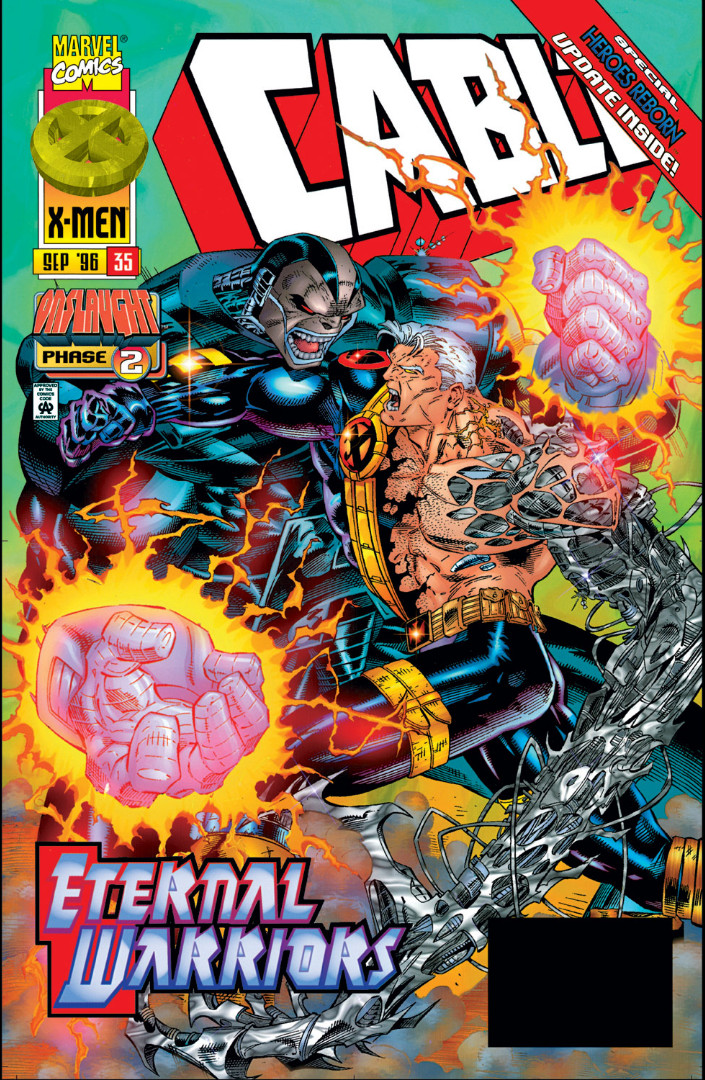 Cable Vol 1 35
