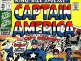 Captain America Annual Vol 1 1