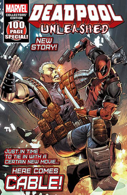 Deadpool Unleashed Vol 1 15
