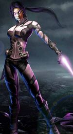 Elizabeth Braddock (Earth-7964)