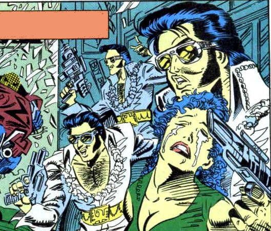 Elvis Risen Again (Earth-928)