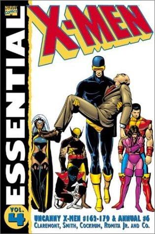 Essential Series: X-Men Vol 1 4