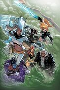 Extraordinary X-Men Vol 1 1 Textless