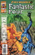 Fantastic Four Fireworks Vol 1 1