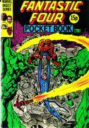 Fantastic Four Pocket Book Vol 1 3