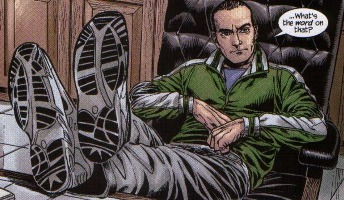 Freddo Pazzo (Earth-616)