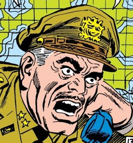 General Cartwright (Earth-616)