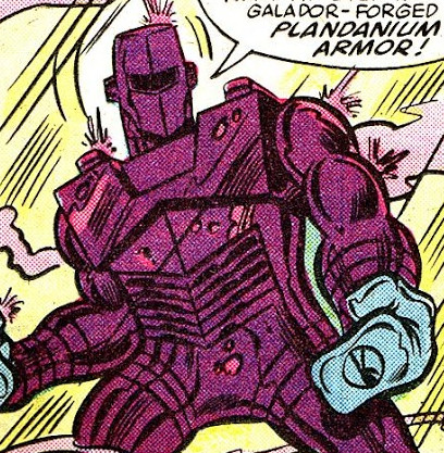 Hammerhand (Spaceknights) (Earth-616)