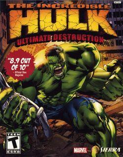 Incredible Hulk Ultimate Destruction Front Cover.jpg