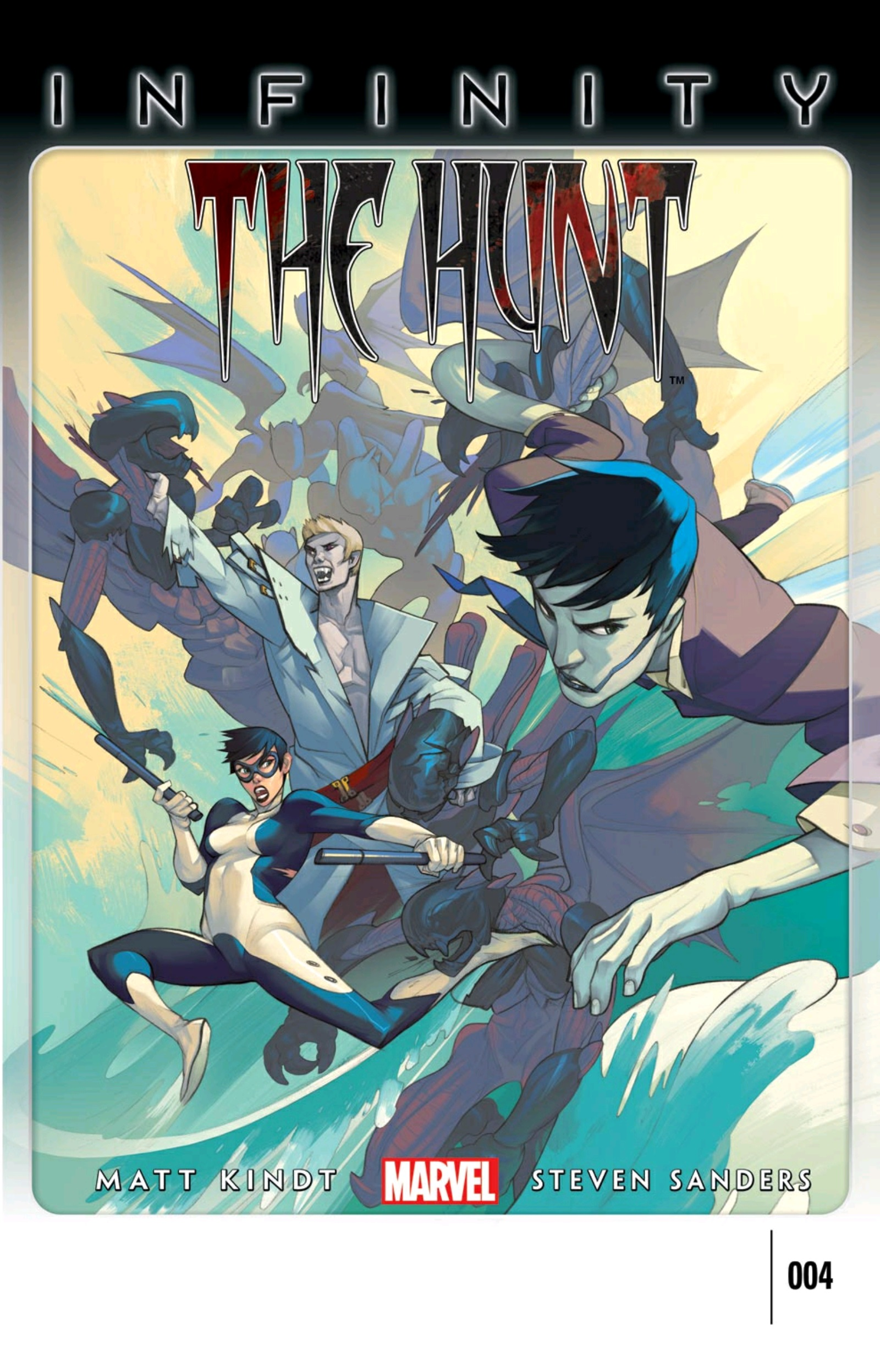 Infinity: The Hunt Vol 1 4