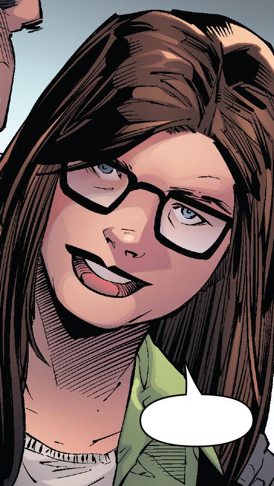 Jennie Sheldon (Earth-616)