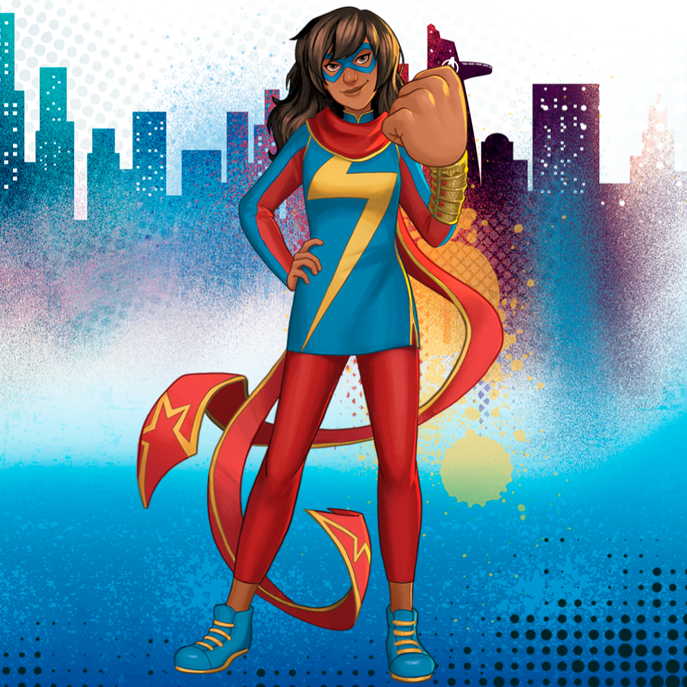 Kamala Khan (Earth-TRN684)