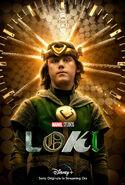 Loki (TV series) poster ita 010