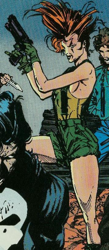Lydia Spoto (Earth-616)